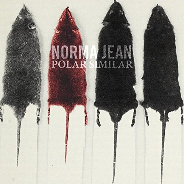 Norma Jean POLAR SIMILAR Vinyl Record - Colored Vinyl, Gatefold Sleeve