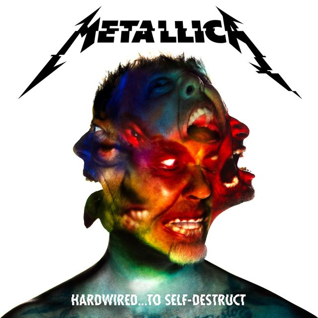 Metallica HARDWIRED: TO SELF-DESTRUCT Vinyl Record - 180 Gram Pressing, Digital Download Included