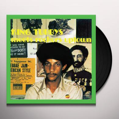 King Tubby MEETS ROCKERS UPTOWN Vinyl Record