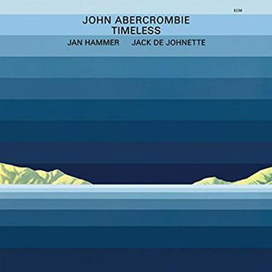 John Abercrombie TIMELESS Vinyl Record