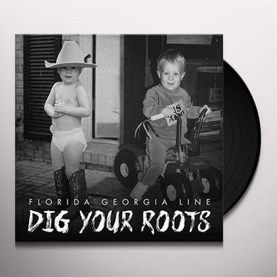 Florida Georgia Line DIG YOUR ROOTS Vinyl Record - Gatefold Sleeve