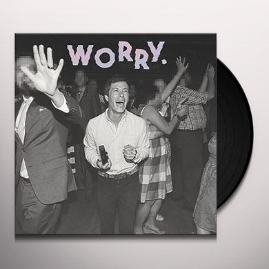 Jeff Rosenstock WORRY. Vinyl Record