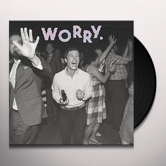 Jeff Rosenstock WORRY. Vinyl Record