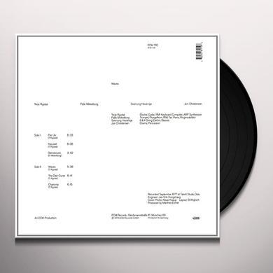 Terje Rypdal WAVES Vinyl Record