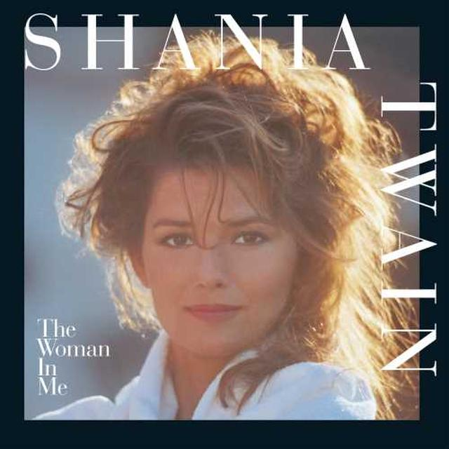 Shania Twain WOMAN IN ME Vinyl Record