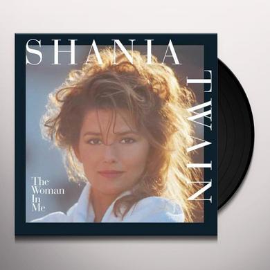 Shania Twain WOMAN IN ME Vinyl Record
