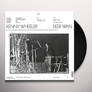 Kenny Wheeler DEER WAN Vinyl Record