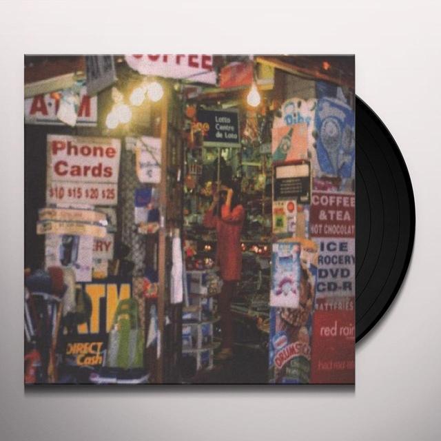 Jennifer Castle PINK CITY Vinyl Record