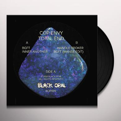 COP ENVY TOTAL END Vinyl Record