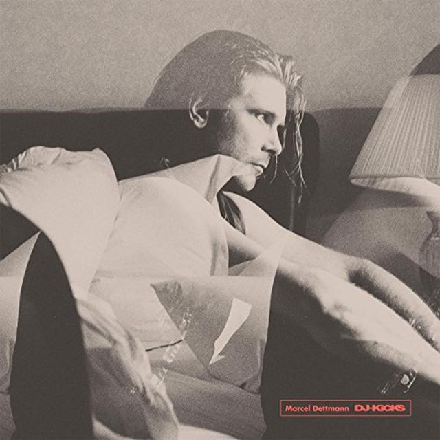 MARCEL DETTMANN DJ-KICKS Vinyl Record - Gatefold Sleeve, Digital Download Included
