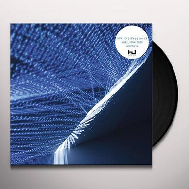 DVA [HI:EMOTIONS] NOTU_URONLINEU Vinyl Record