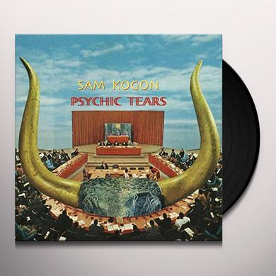 Sam Kogon PSYCHIC TEARS Vinyl Record