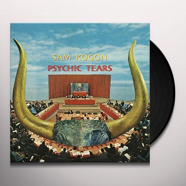 Sam Kogon PSYCHIC TEARS Vinyl Record