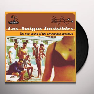 Los Amigos Invisibles NEW SOUND OF THE VENEZUELAN GOZADERA Vinyl Record