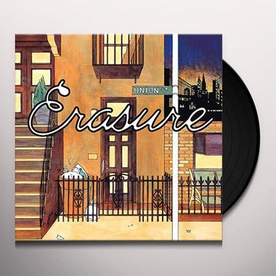 Erasure UNION STREET Vinyl Record - 180 Gram Pressing
