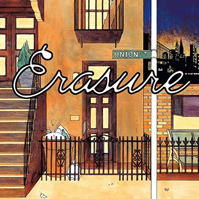 Erasure UNION STREET Vinyl Record - 180 Gram Pressing