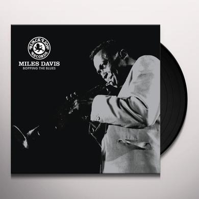 Miles Davis BOPPING THE BLUES Vinyl Record - 180 Gram Pressing