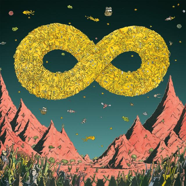 Dance Gavin Dance MOTHERSHIP Vinyl Record - Colored Vinyl, Digital Download Included
