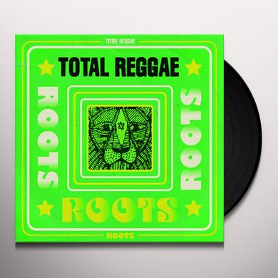 TOTAL REGGAE: ROOTS / VARIOUS Vinyl Record