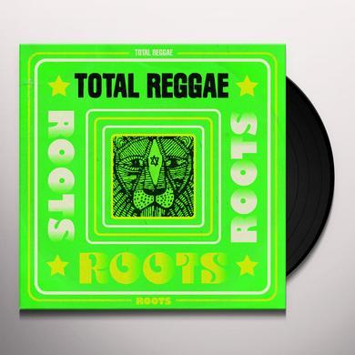 TOTAL REGGAE: ROOTS / VARIOUS Vinyl Record