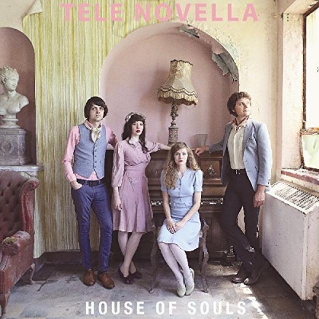 Tele Novella HOUSE OF SOULS Vinyl Record
