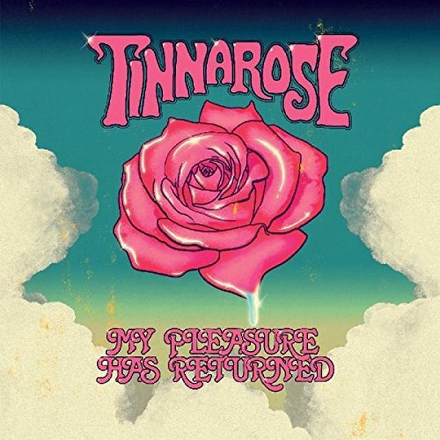 Tinnarose MY PLEASURE HAS RETURNED Vinyl Record - Colored Vinyl