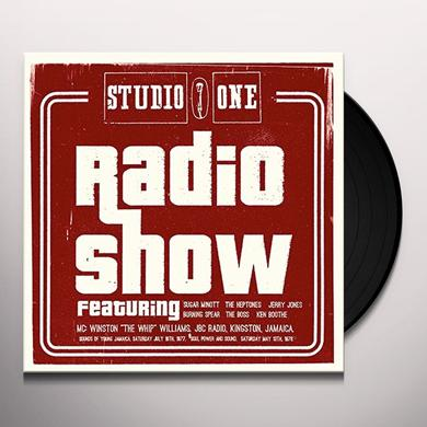 STUDIO ONE RADIO SHOW / VARIOUS Vinyl Record