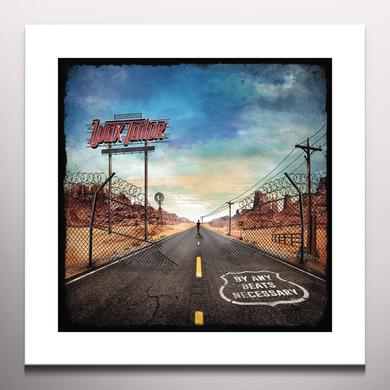 Wax Tailor BY ANY BEATS NECESSARY Vinyl Record - Colored Vinyl