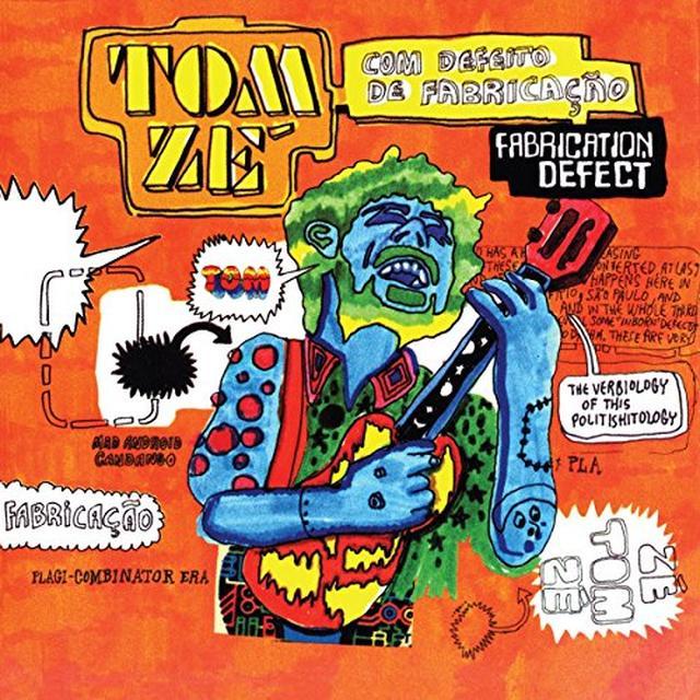 Tom Ze FABRICATION DEFECT Vinyl Record