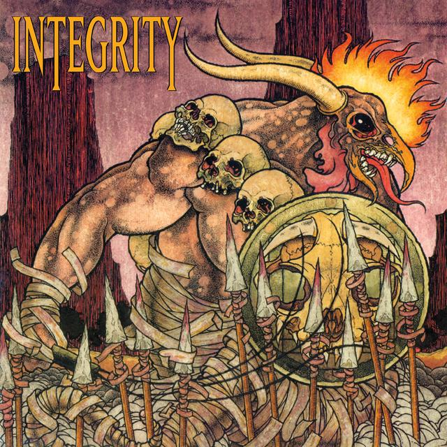 Integrity HUMANITY IS THE DEVIL (20TH ANNIVERSARY EDITION) Vinyl Record
