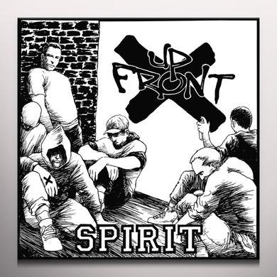 Up Front SPIRIT Vinyl Record - Green Vinyl, Digital Download Included