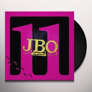 J.B.O. 11 Vinyl Record