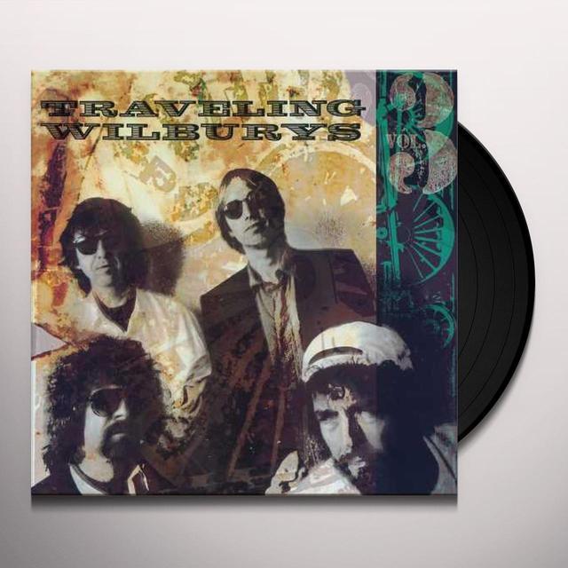 TRAVELING WILBURYS 3 Vinyl Record