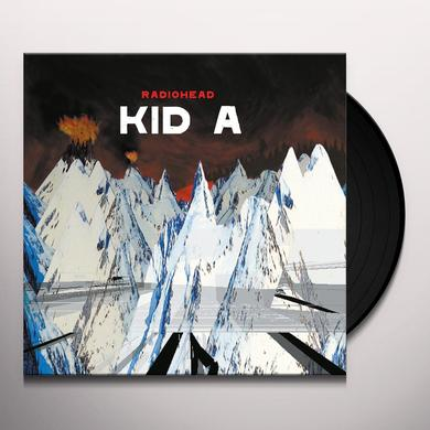 Radiohead KID A Vinyl Record