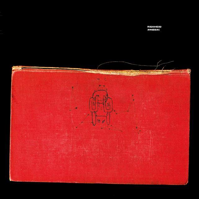 Radiohead AMNESIAC Vinyl Record