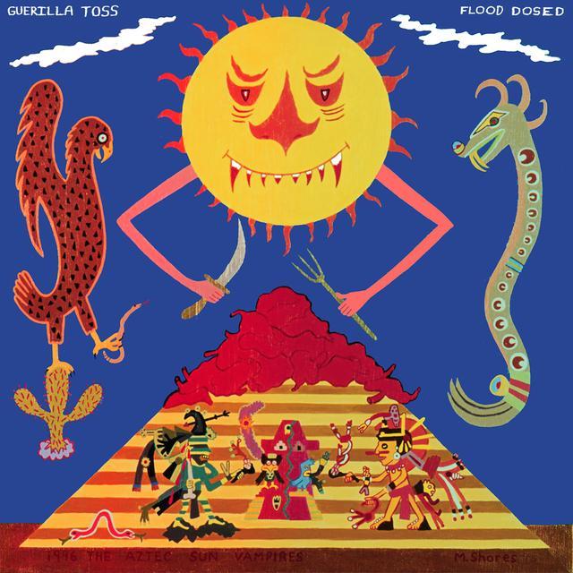 GUERILLA TOSS FLOOD DOSED Vinyl Record