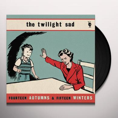 The Twilight Sad FOURTEEN AUTUMNS & FIFTEEN WINTERS Vinyl Record