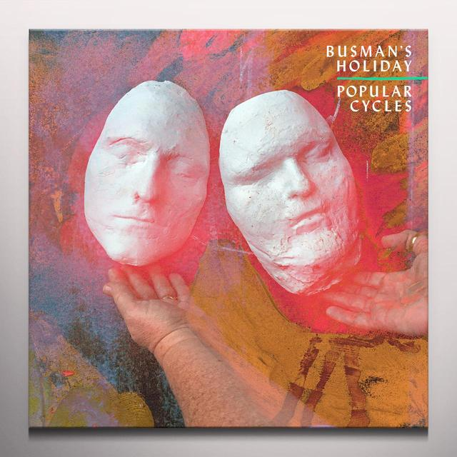 Busman'S Holiday POPULAR CYCLES Vinyl Record - Colored Vinyl, Orange Vinyl, Digital Download Included