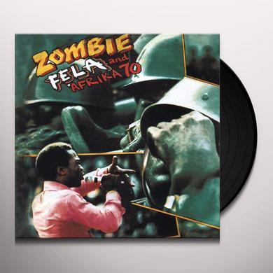 Fela Kuti ZOMBIE Vinyl Record