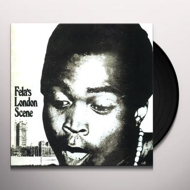 Fela Kuti LONDON SCENE Vinyl Record - 180 Gram Pressing