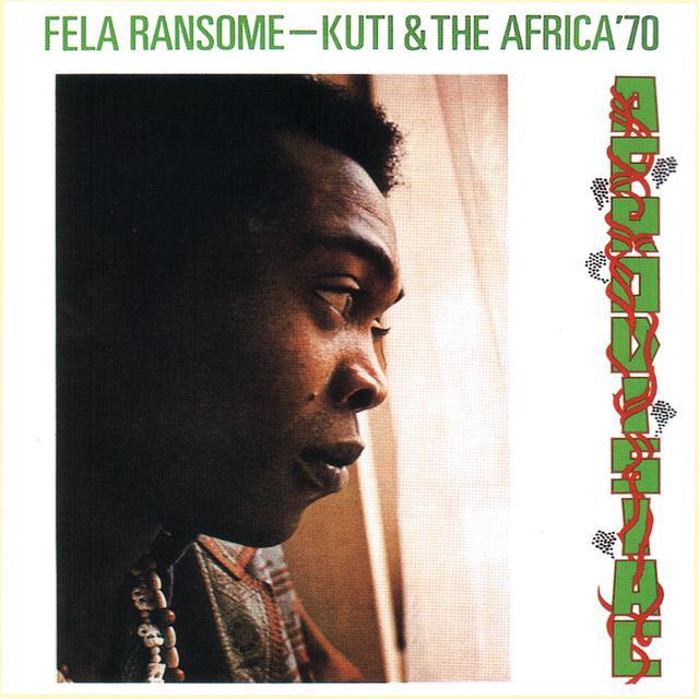 Fela Kuti AFRODISIAC Vinyl Record - 180 Gram Pressing