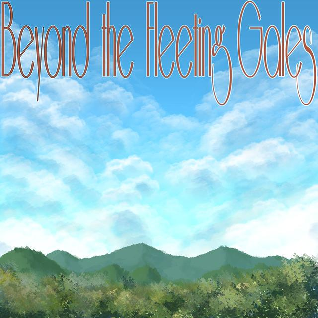 CRYING BEYOND THE FLEETING GALES Vinyl Record - Colored Vinyl, Digital Download Included