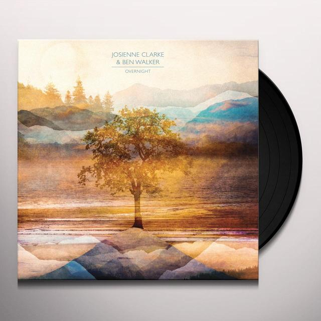 Josienne Clarke / Ben Walker OVERNIGHT Vinyl Record