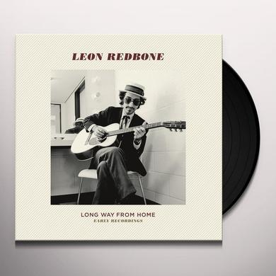 Leon Redbone LONG WAY FROM HOME Vinyl Record