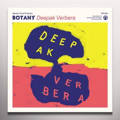 Botany DEEPAK VERBERA Vinyl Record - Colored Vinyl, Clear Vinyl, White Vinyl