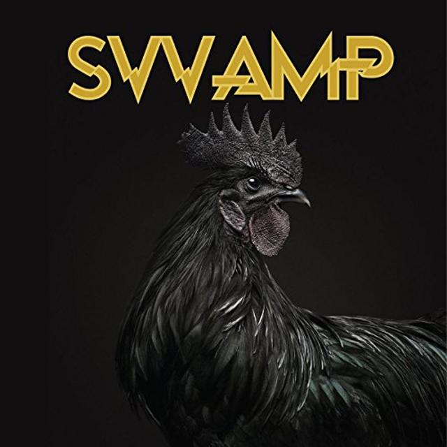 SVVAMP Vinyl Record