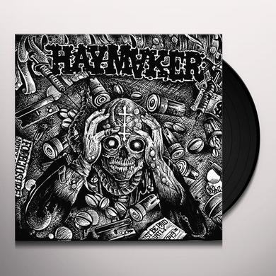 Haymaker TAXED TRACKED INOCULATED ENSLAVED Vinyl Record