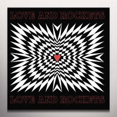 LOVE & ROCKETS Vinyl Record - Colored Vinyl