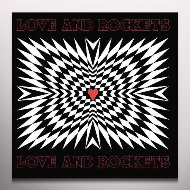 LOVE & ROCKETS Vinyl Record - Colored Vinyl