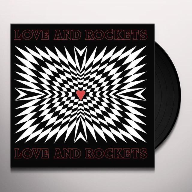 LOVE & ROCKETS Vinyl Record - Black Vinyl, 200 Gram Edition